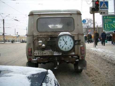 Meanwhile in RUSSIA...(17 Pics) 3