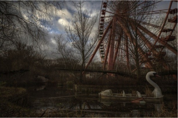 05. Spreepark, Berlin, Germany