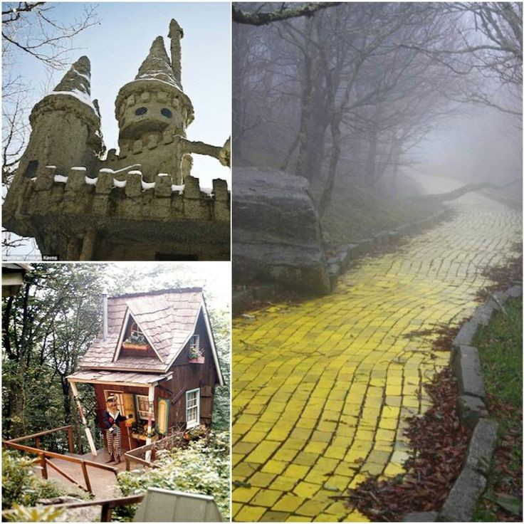 10 Of The Creepiest Abandoned Amusement Parks