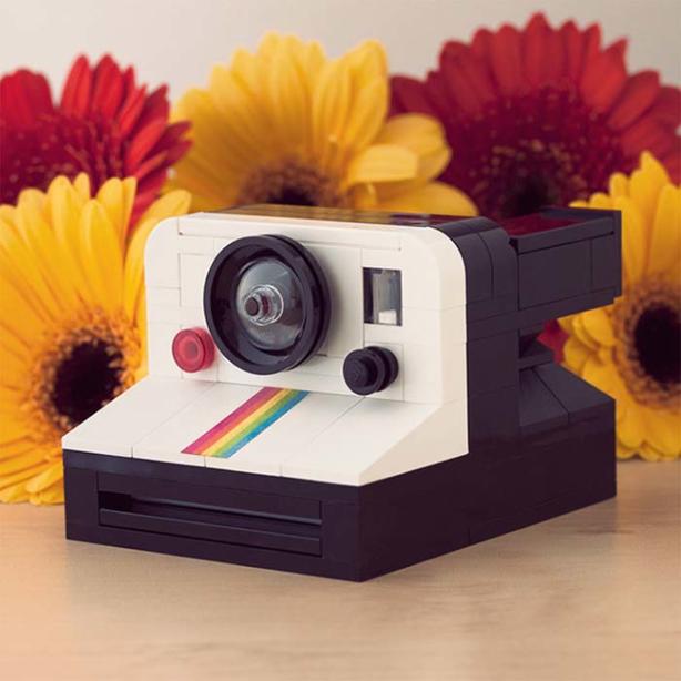 Lego Instagram camera