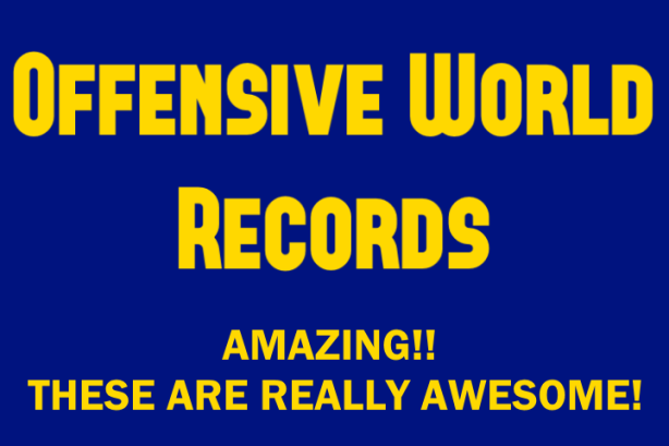 Offensive World Records Thumb