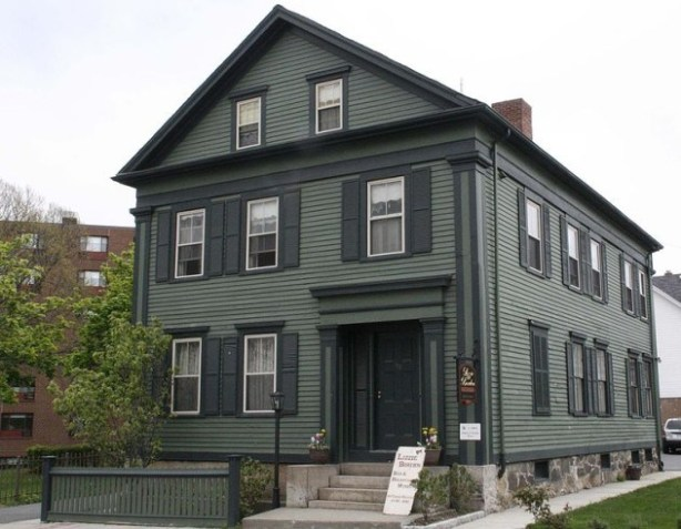 1. The Lizzie Borden House