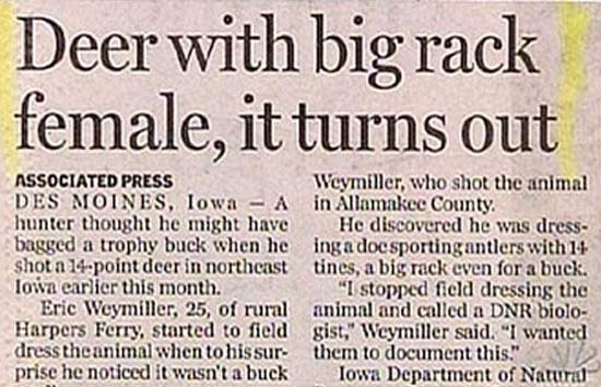 deer-big-rack-newspaper-fails
