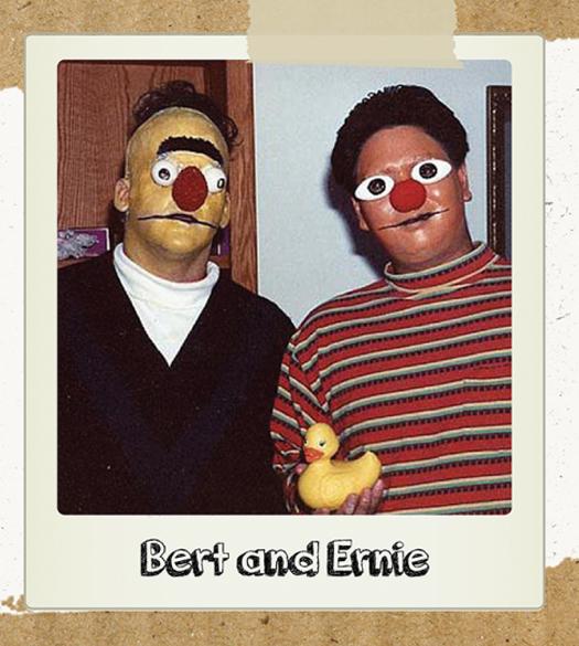 ernie-Bert