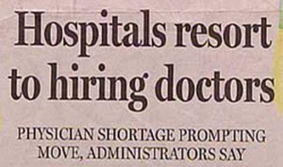 hiring-doctors-newspaper-fails