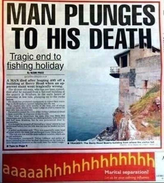 Man-Plunges-to-death-poor-sticker-placement