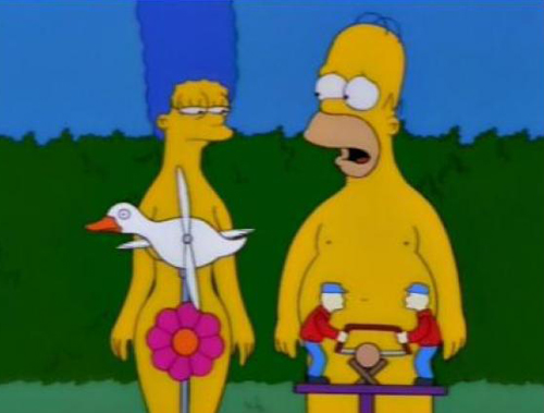 10 Coxsackie simpsons-natural-born-kissers