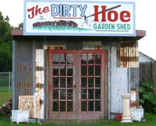 2 THE DIRTY HOE