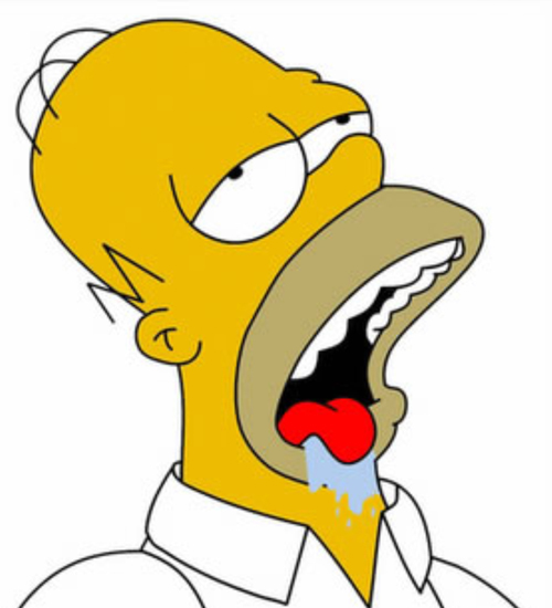 3 Mastication homer-simpson-drooling