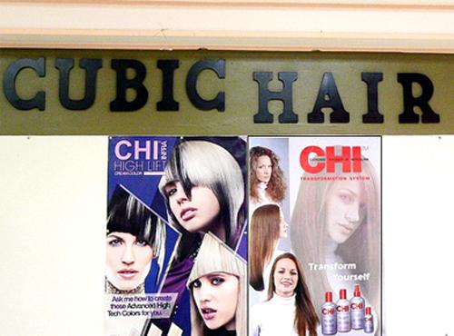 5 CUBIC HAIR