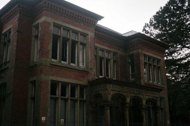 6 Whittingham Hospital