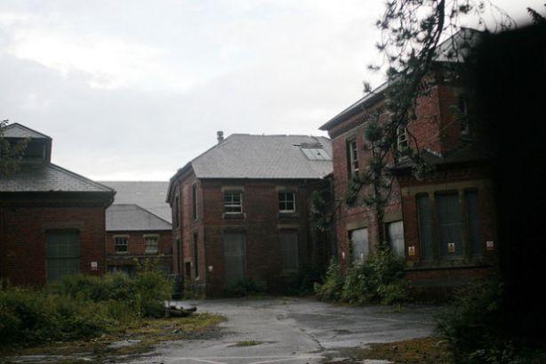 6c Whittingham Hospital